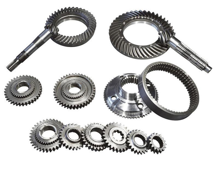 Automatic Stainless Steel Wheel Gears Quenching