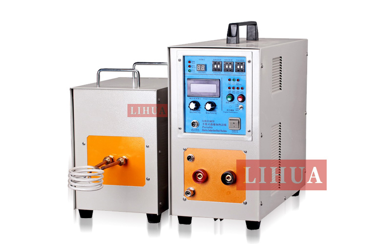 Small high-frequency induction heating equipment