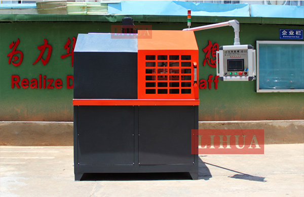The determination of quenching and heat preservation time of the induction heating quenching machine in rapid heat treatment