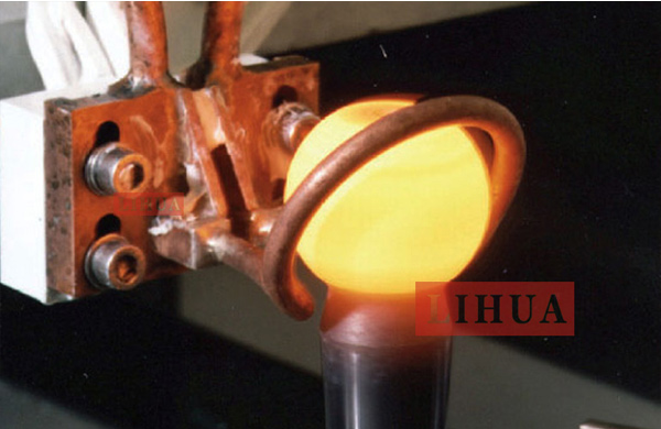 Induction heating surface quenching