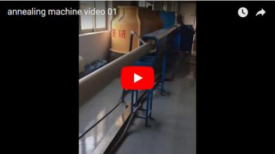 Annealing machine video 01