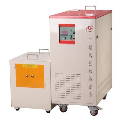 LHM-110AB  Medium Frequency Induction Heating Machine