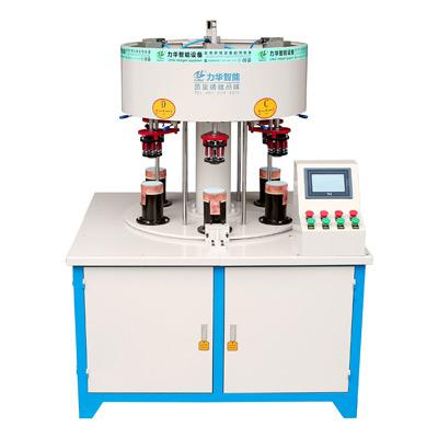 6-Station High Frequency Induction Brazing Machine